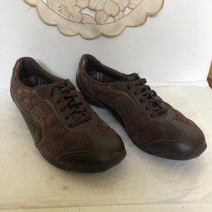 Skechers, Lightweight Suede Walking Shoe